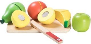Wood Little Skjærebrett med Frukt