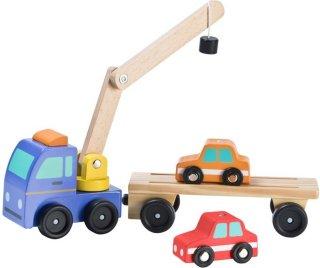 Wood Little Biltransport