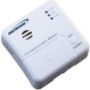 Deltronic Gassvarsler DGA-6211