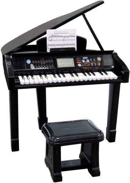 Redbox Piano med krakk