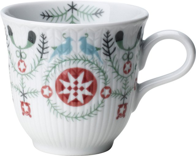Rörstrand Swedish Grace Winter gløggkopp 10cl
