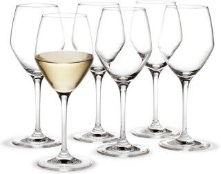 Holmegaard Perfection hvitvinsglass 32cl 6 stk