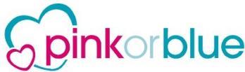 Pinkorblue.no logo