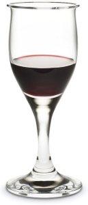 Holmegaard Idéelle rødvinsglass 28cl