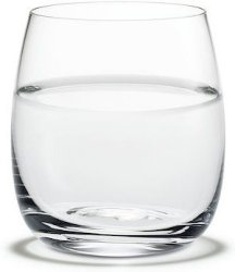 Holmegaard Fontaine vannglass 24cl