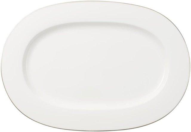 Villeroy & Boch Anmut Platinum No.1 ovalt fat 41cm