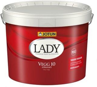 Jotun Lady Vegg 10 (9 liter)