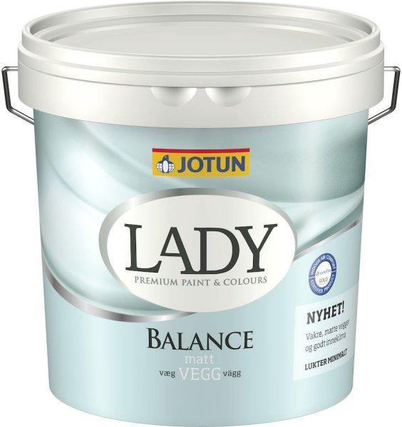 Jotun Lady Balance (2,7 liter)