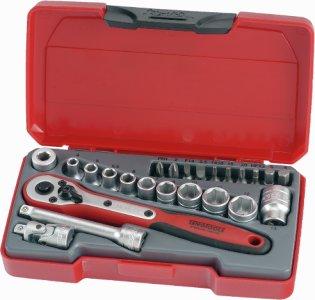 Teng Tools Pipenøkkelsett T1424