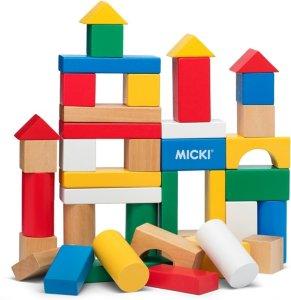 Micki Classic Byggeklosser (40 deler)