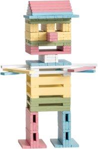 Micki Byggestaver Pastell (150 deler)