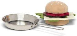 Micki Stekepanne m/hamburger