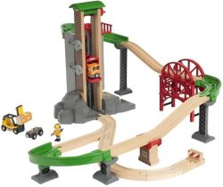Brio World 33887 - Lift & Load Warehouse