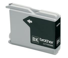 Brother LC-1000BK Svart