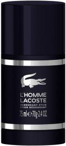 Lacoste L'Homme Deodorant Stick 75ml