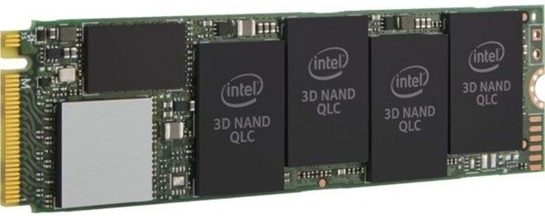 Intel SSD 660p 512GB