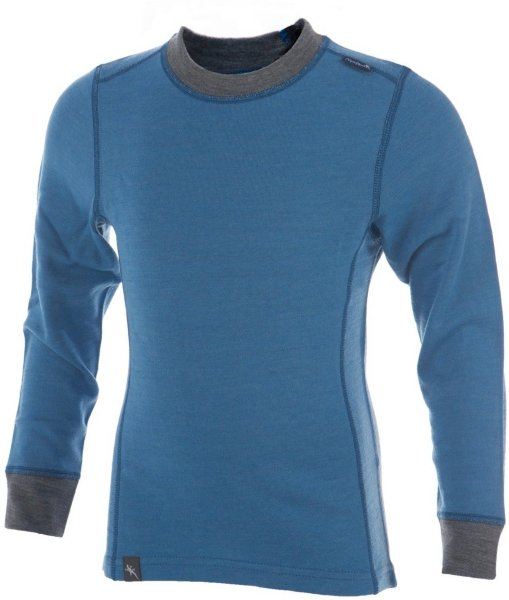 Matso Long Sleeve Round Neck Bambwool (Barn)