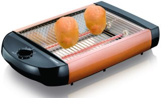Melissa toaster kobber