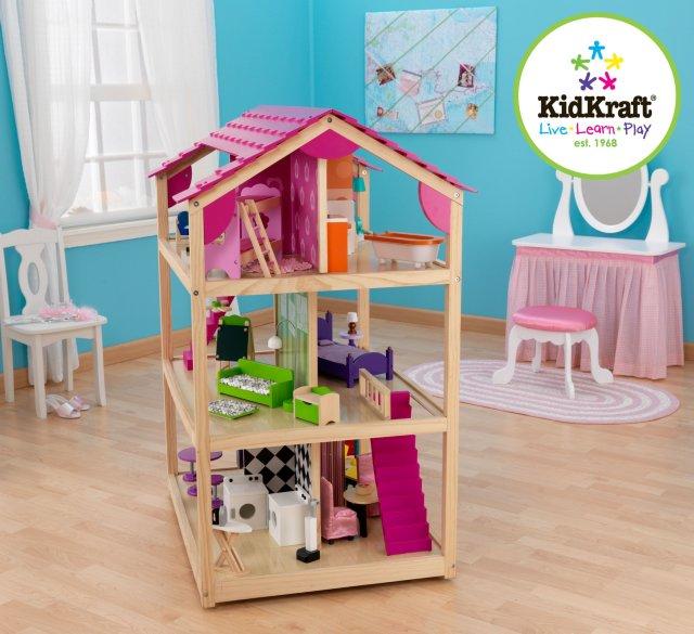 KidKraft So Chic dukkehus