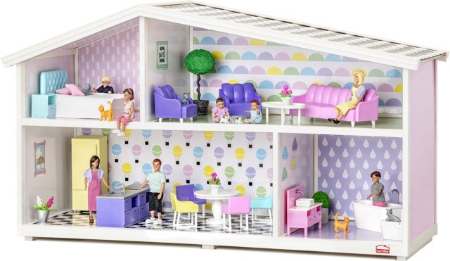 Lundby Creative Dukkehus