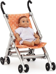 Lundby Baby + Trille