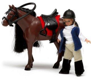 Lundby Hest og Jente