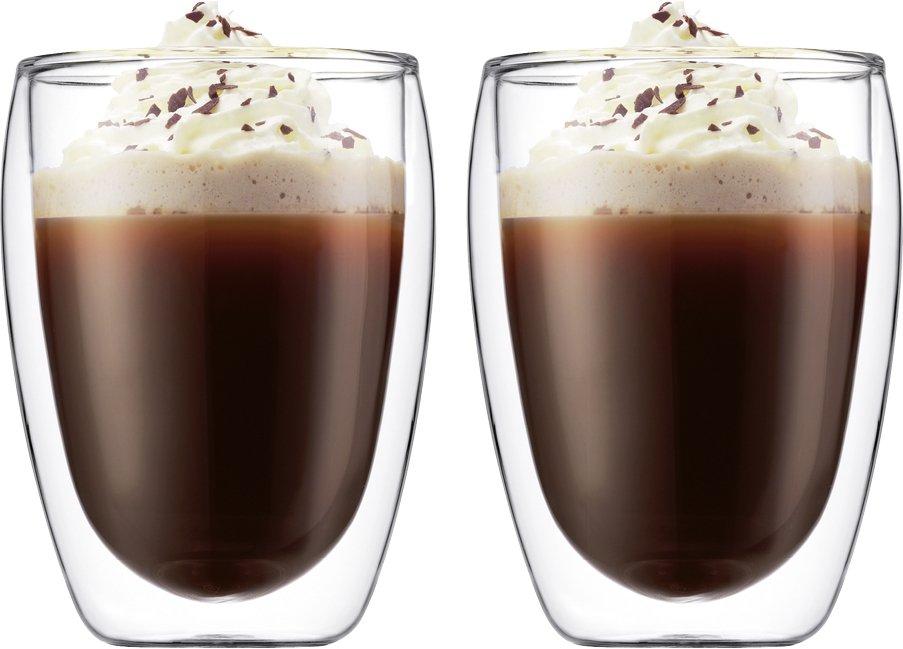 Bodum Pavina kaffeglass 35 cl 2 stk