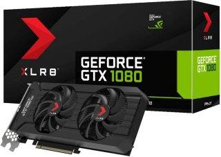 PNY GeForce GTX 1080 XLR8 OC Gaming 8GB Dual Fan
