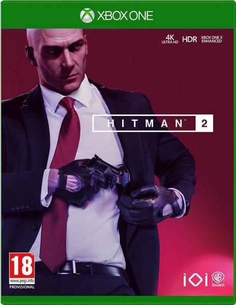Hitman 2 til Xbox One