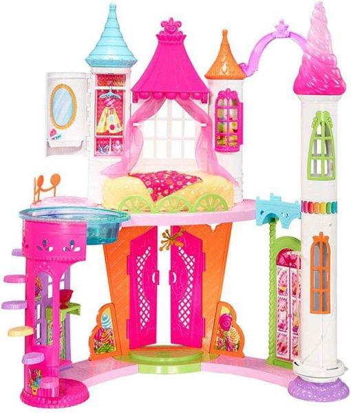 Barbie Dreamtopia Sweetville Slott