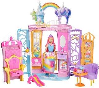 Barbie Dreamtopia Fairy Fold Away Castle