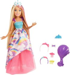 Barbie Dreamtopia Doll Multicolour