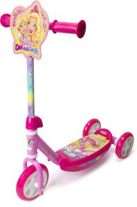 Barbie Dreamtopia Scooter