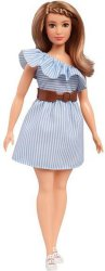 Barbie Fashionista Purely Pinstriped Doll