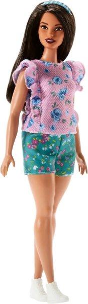 Barbie Fashionistas Floral Frills Doll