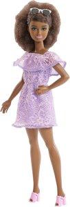 Barbie Fashionistas Purple Romper Dukke 93
