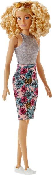 Barbie Fashionistas Pineapple Pop Dukke