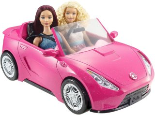 Barbie Glam Cabriolet