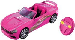 Nikko Radiostyrt Barbie-Bil