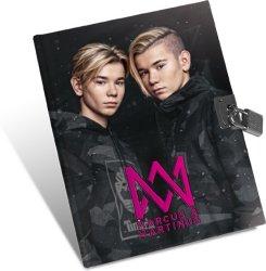 Marcus & Martinus dagbok