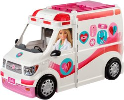 Barbie Ambulanse