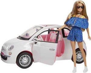 Barbie Fiat m/dukke