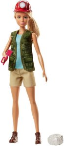 Barbie Careers Paleontologist