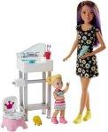 Barbie Skipper Potty Training