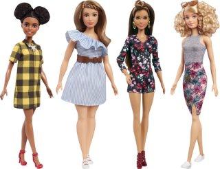 Barbie Fashionista multipakke