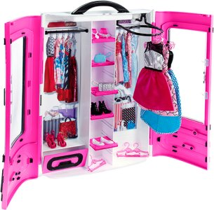 Barbie Fashionistas Ultimate Wardrobe