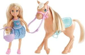 Barbie Chelsea & Ponny
