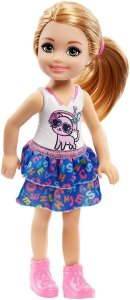 Barbie Club Chelsea Cat Top