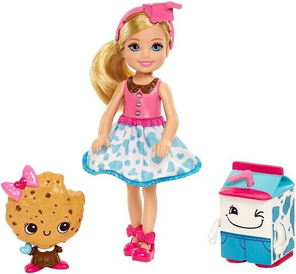 Barbie Chelsea and Cookie Friend
