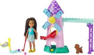 Barbie Chelsea Mini Golf Game